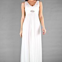 вот мое платье, цвет айвори