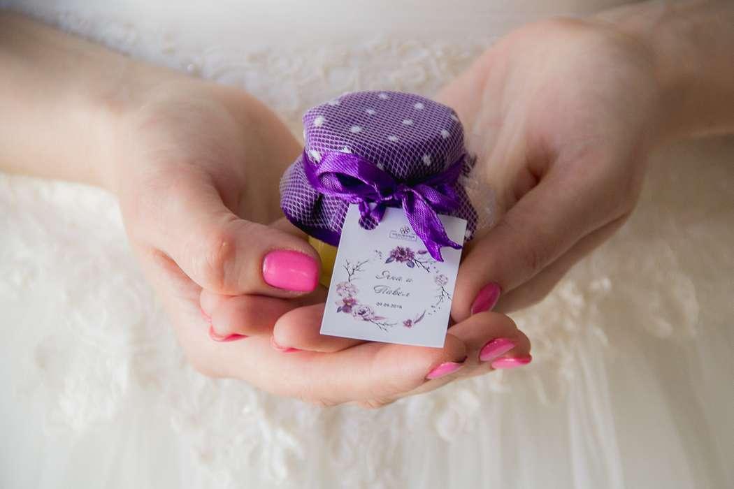Фото 17609352 в коллекции Свадебные комплименты - Медовница - подарки гостям