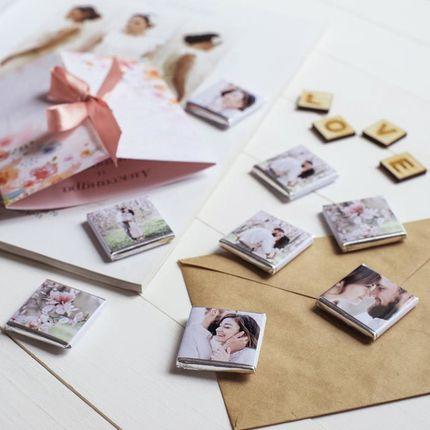 Шоколад с вашим фото