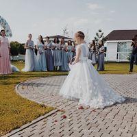 Свадьба Егора и Анастасии