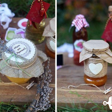 Натуральный или кремовый мёд, 30гр.
