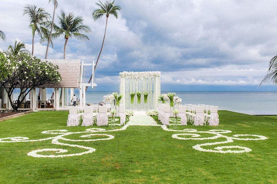 Фото 17636230 в коллекции Свадьба на Самуи от агенства WedTour.ru - Цены на свадьбы на 2018 и 2019 год - Свадебное агентство WedTour