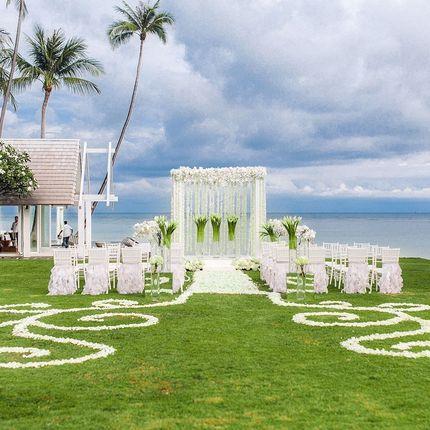 Организация свадьбы на приватной вилле в Таиланде, 30 гостей