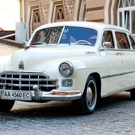 200 Ретро автомобиль ZIM GAZ-12 NEW в аренду