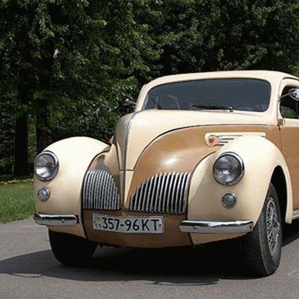 199 Ретро автомобиль Lincoln Zephyr в аренду
