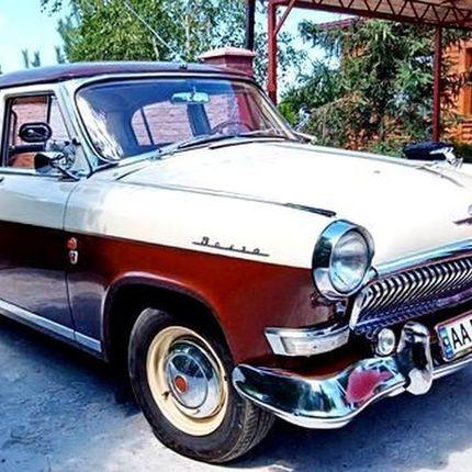 226 Volga Gaz 21 ретро в аренду, 5 часов