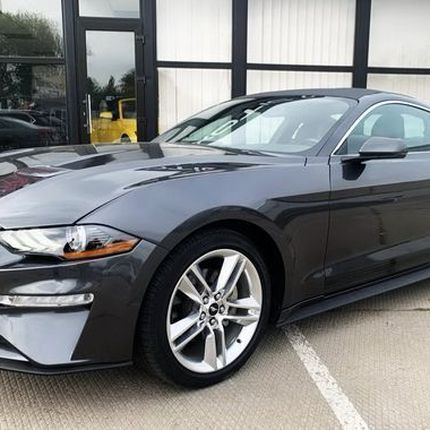 161 Ford Mustang GT серый аренда