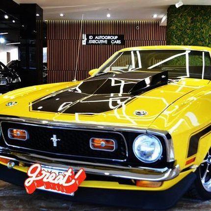 344 Ford Mustang Cobra Jet 1971 в аренду