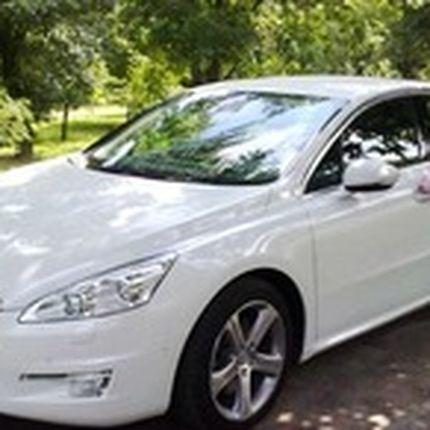 144 Peugeot 508GT белый в аренду
