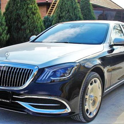 355 Mercedes Benz Maybach S400 2016 в аренду