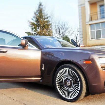 353 Vip-авто Rolls Royce Ghost