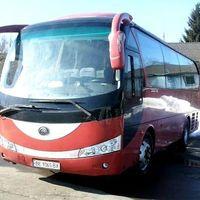 325 Автобус Yutong аренда с водителем, цена от