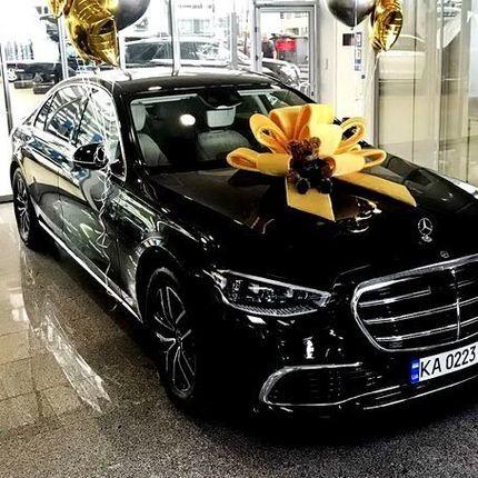 322 Mercedes W223 2021 аренда, от 3х ч.