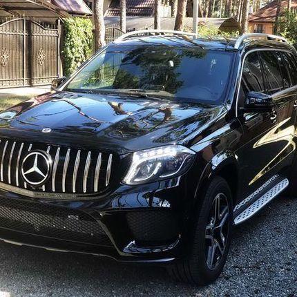 321 Прокат Внедорожника Джипа Mercedes GLS 2019