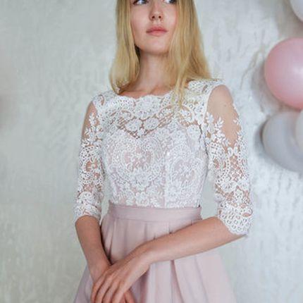 """Свадебное платье """"Диодора"""""""