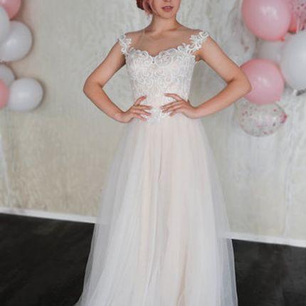 """Свадебное платье """"Доминика"""""""