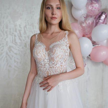 """Свадебное платье """"Илария"""""""