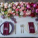 """Сервировка стола жениха и невесты """"Джейн Эйр"""""""