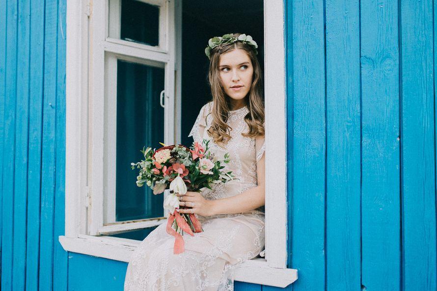 Фото 17658284 в коллекции Свадьба в летнем лагере в стиле Бохо Саши и Ульяны. - Организатор и координатор Новикова Алёна