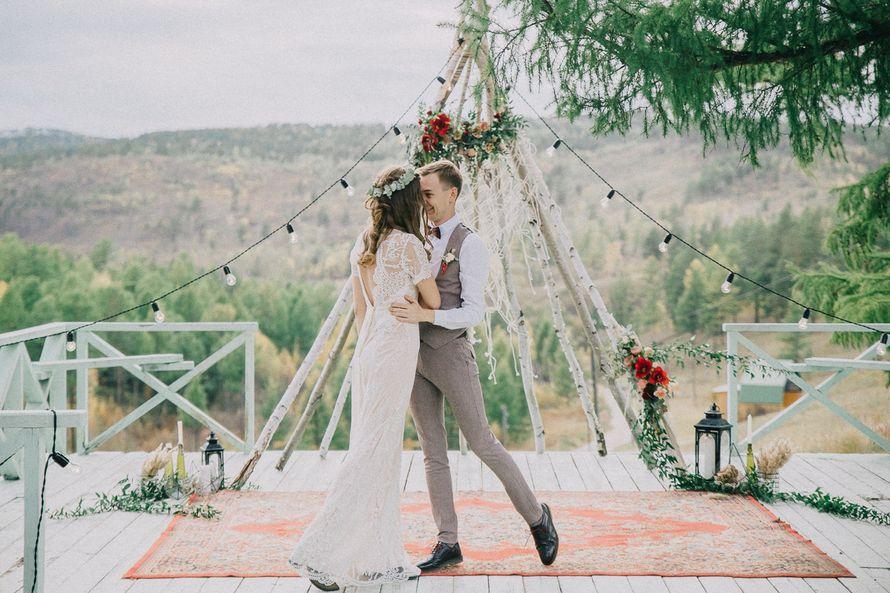 Фото 17658294 в коллекции Свадьба в летнем лагере в стиле Бохо Саши и Ульяны. - Организатор и координатор Новикова Алёна
