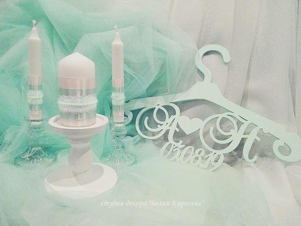 """Фото 18990640 в коллекции Алина и Никита. 3.08.2019. Mint Wedding. - Студия декора """"Белая Королева"""""""