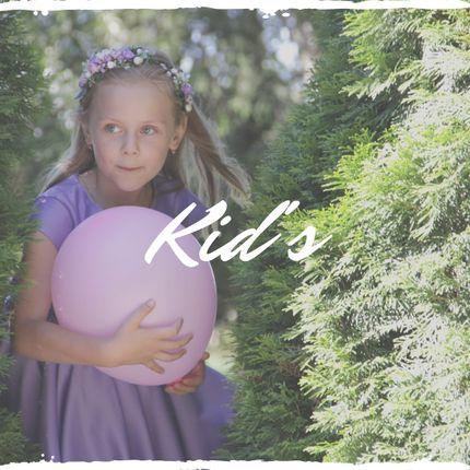 "Семейная фотосъёмка - пакет ""KID'S"""