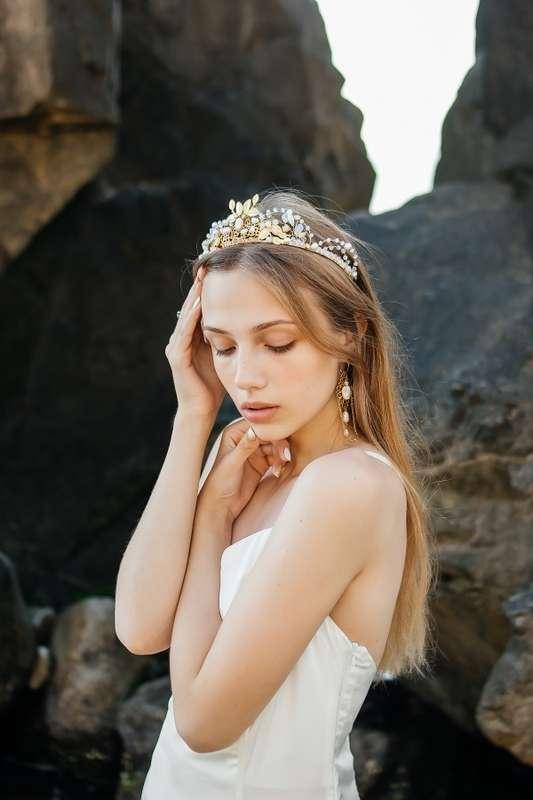 Фото 17732694 в коллекции Тиара, корона - Свадебные украшения Анны Морозовой