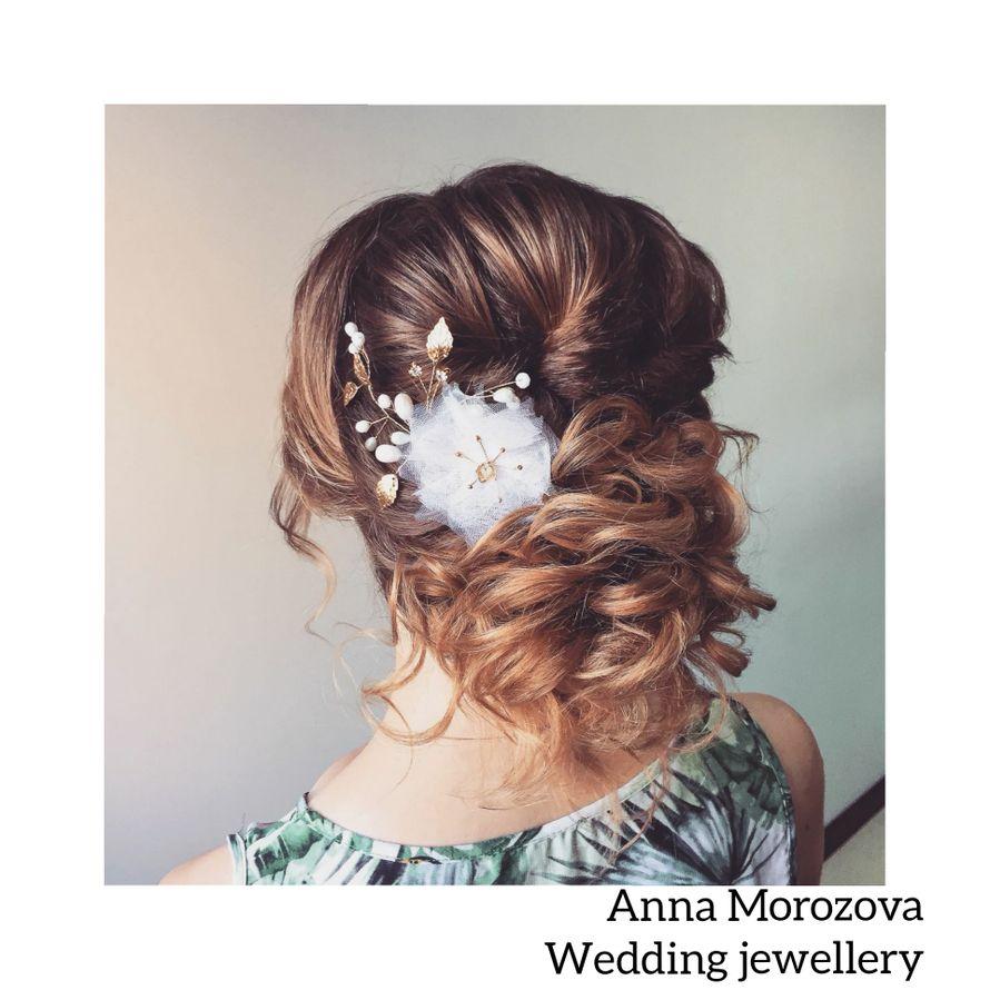 Фото 17753394 в коллекции Тиара, корона - Свадебные украшения Анны Морозовой