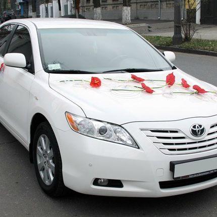 Аренда авто Toyota Camry, 1 час
