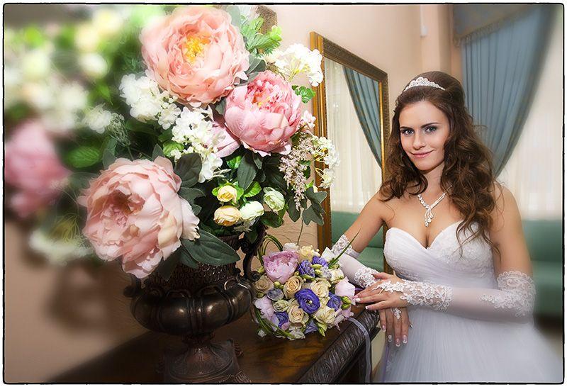 Фото 1322682 в коллекции Свадьбы - Свадебный фотограф Олег Дьяченко