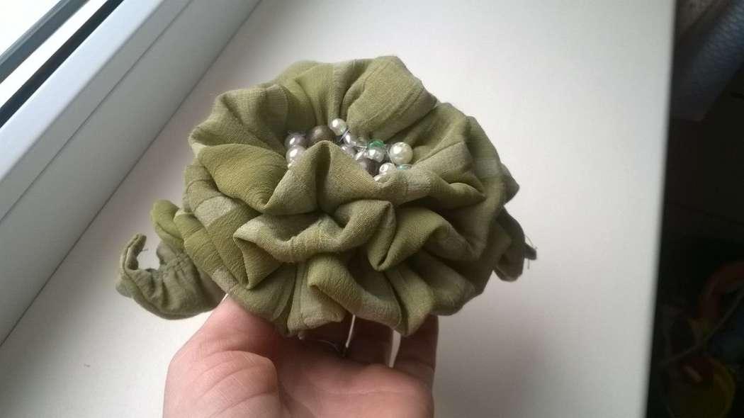 """Фото 6759110 в коллекции цветы из ткани - Студия дизайна""""Creative office Tosya arS"""""""