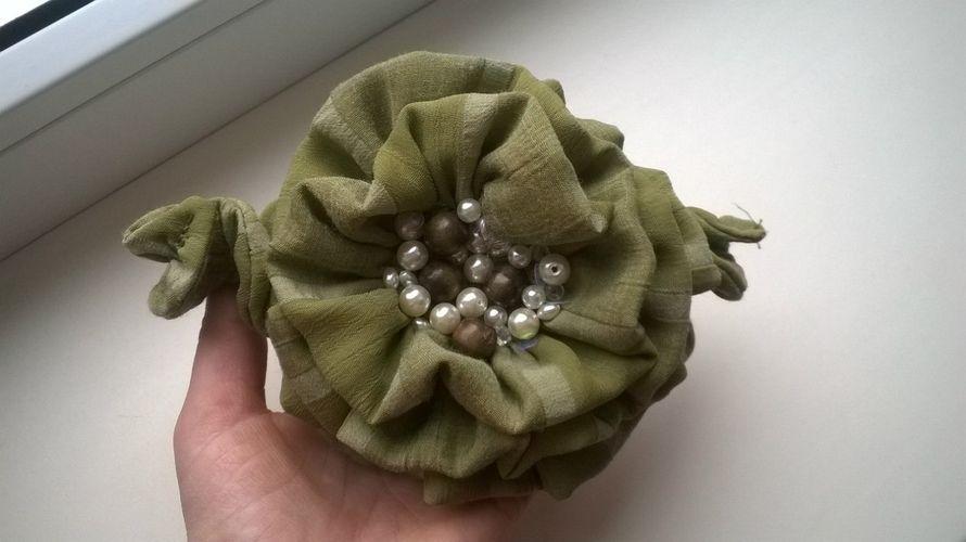 """Фото 6759112 в коллекции цветы из ткани - Студия дизайна""""Creative office Tosya arS"""""""