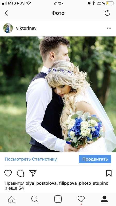 """Фото 17761422 в коллекции Свадебные украшения - Мастерская аксессуаров """"Vv-vermena"""""""