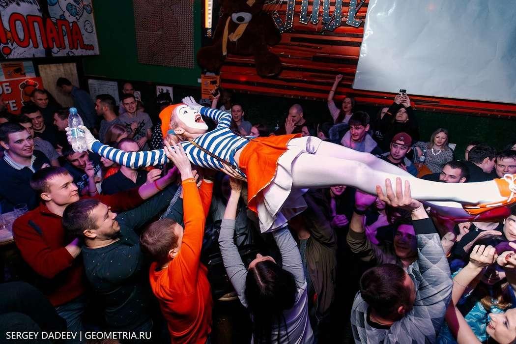 мим тюмень - фото 17777992 Мягкий театр Пижама