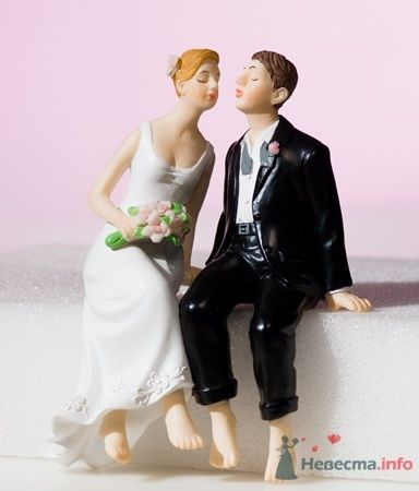 Жених и невеста босиком - фото 53548 RosyDog – свадебные аксессуары из Америки и Европы