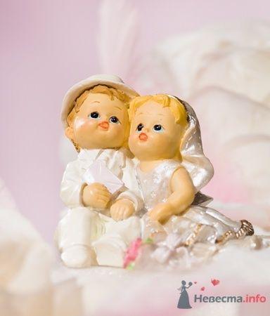 Парочка - фото 53554 RosyDog – свадебные аксессуары из Америки и Европы