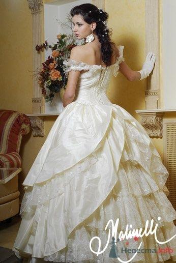 Фото 57219 в коллекции Свадебные платья и не только. - Аджи Бибер