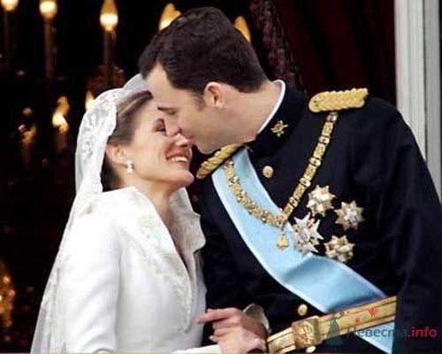 Фото 54769 в коллекции Свадьбы монархов - Incognito