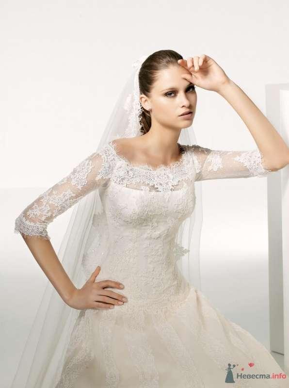 Фото 54947 в коллекции Свадебные платья - Incognito