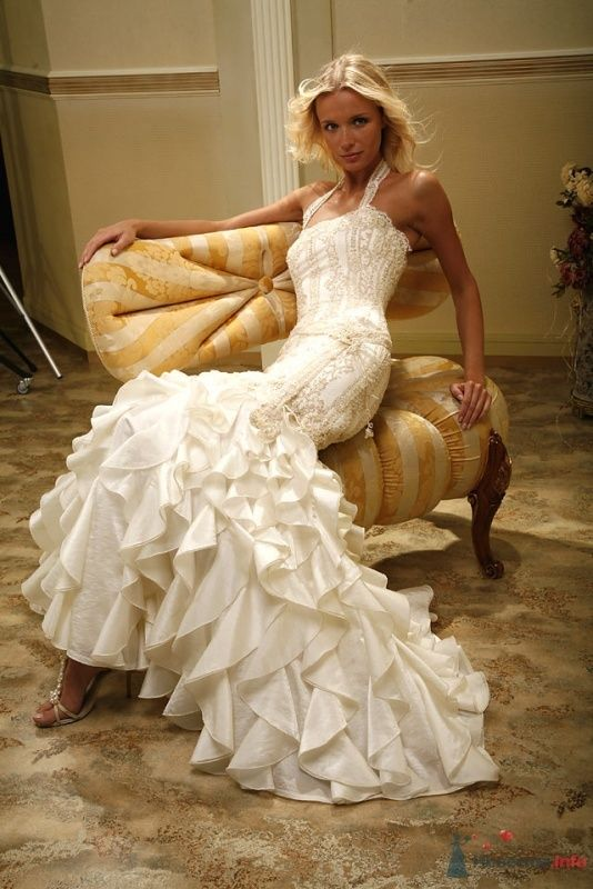Фото 55059 в коллекции Свадебные платья