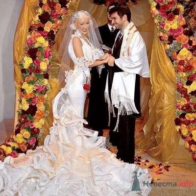 Фото 55086 в коллекции Свадьбы знаменитостей - Incognito