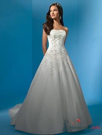 Фото 55180 в коллекции Свадебные платья