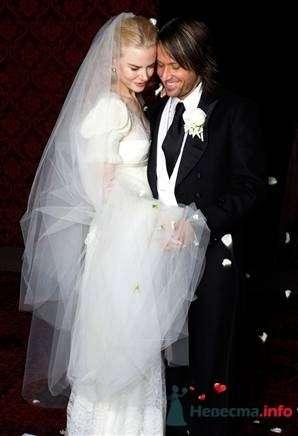 Фото 56001 в коллекции Свадьбы знаменитостей - Incognito
