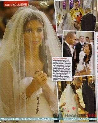 Фото 56101 в коллекции Свадьбы знаменитостей - Incognito