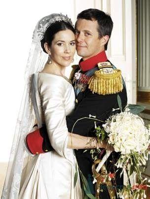 Фото 57709 в коллекции Свадьбы монархов - Incognito