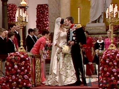 Фото 57710 в коллекции Свадьбы монархов - Incognito
