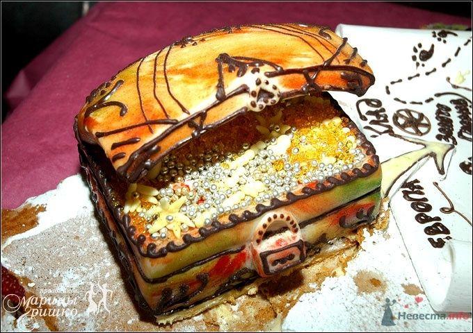 Фото 67169 в коллекции Интересные и необычные торты - Incognito