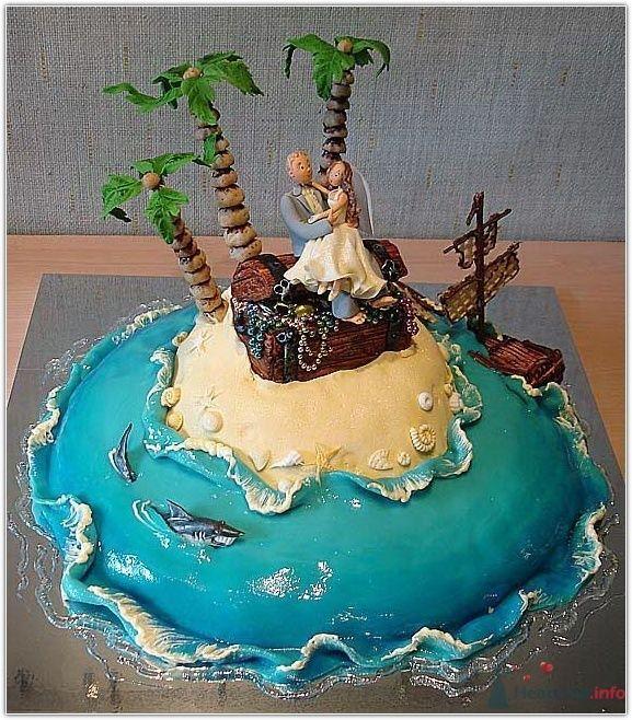 Фото 67171 в коллекции Интересные и необычные торты - Incognito