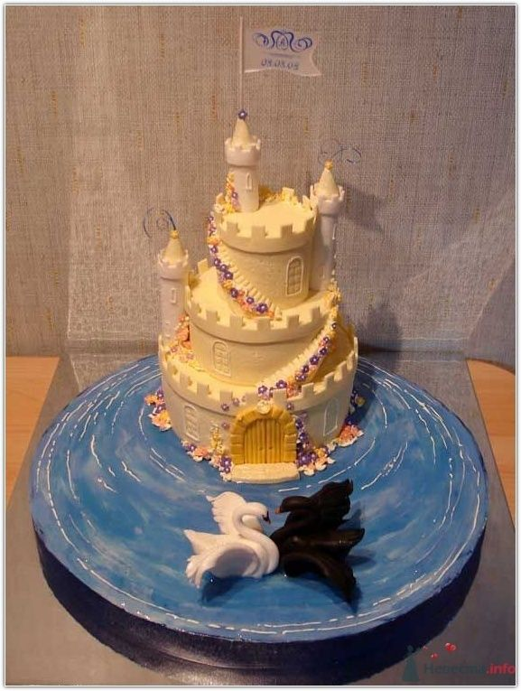 Фото 67172 в коллекции Интересные и необычные торты