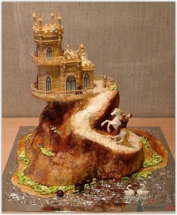 Фото 67173 в коллекции Интересные и необычные торты - Incognito